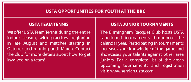 USTA-opportunities